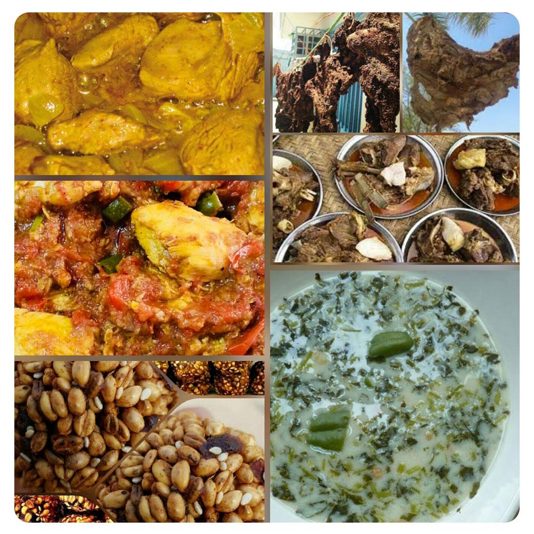 غذاها و خوراکی های خوشمزه ی استان سیستان و بلوچستان - مجله ی سپنجا