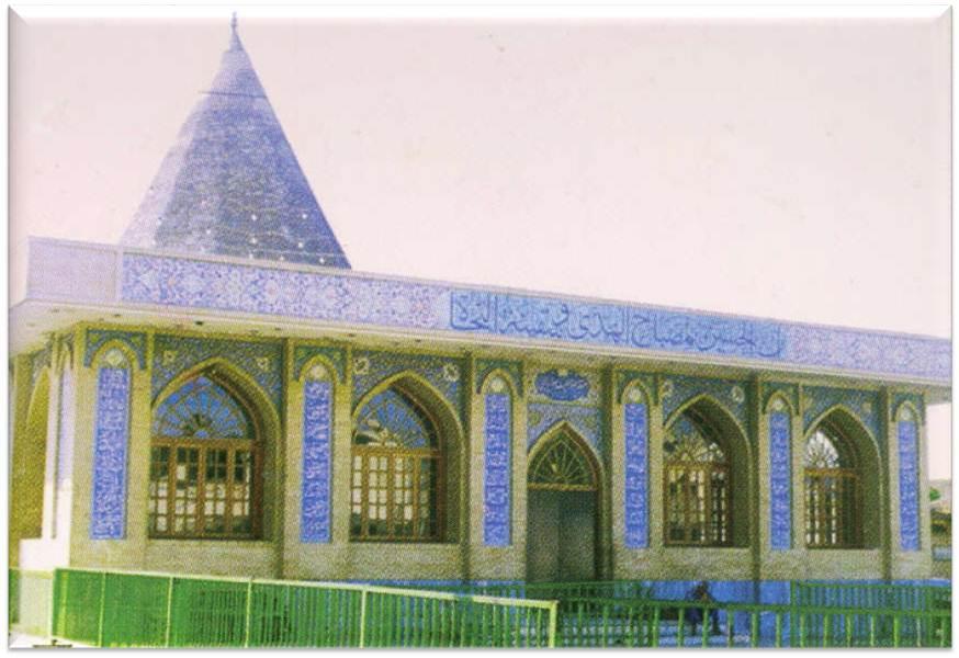 امام زاده یحیی ساری