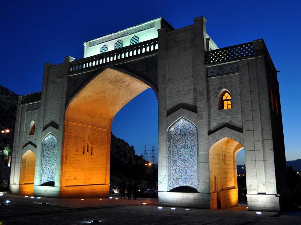 دروازه قرآن شیراز (2)