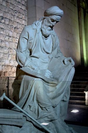 مجسمه خواجو کرمانی
