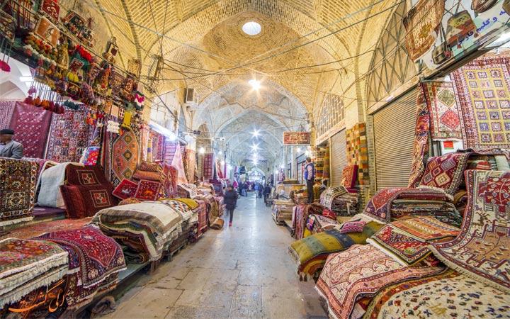 بازار فرش فروشان وکیل