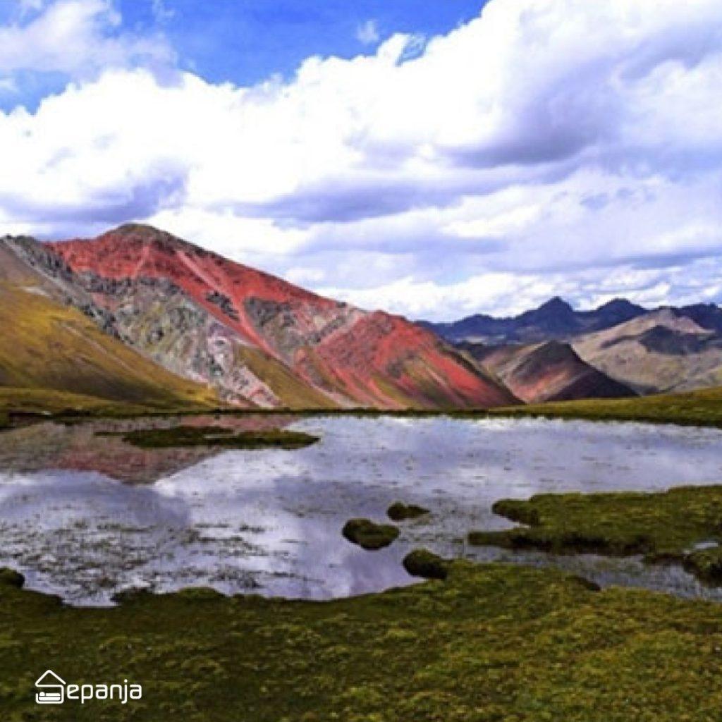کوه رنگی