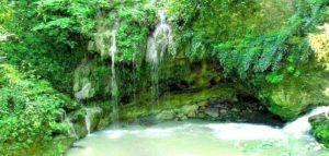آبشار پلنگ دره شیرگاه