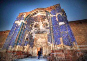مسجد کبو تبریز6