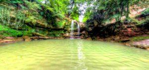 هفت آبشار سواد کوه