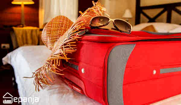 بهترین جنس چمدان