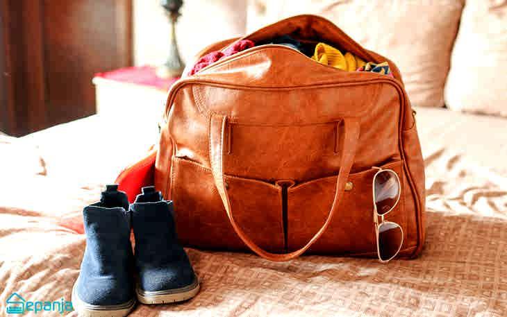 چمدان دستی