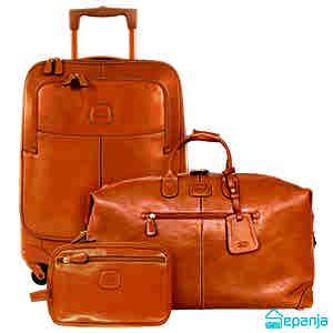 چمدان چرمی
