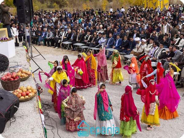 شهرهایی قطب تولید انار در ایران