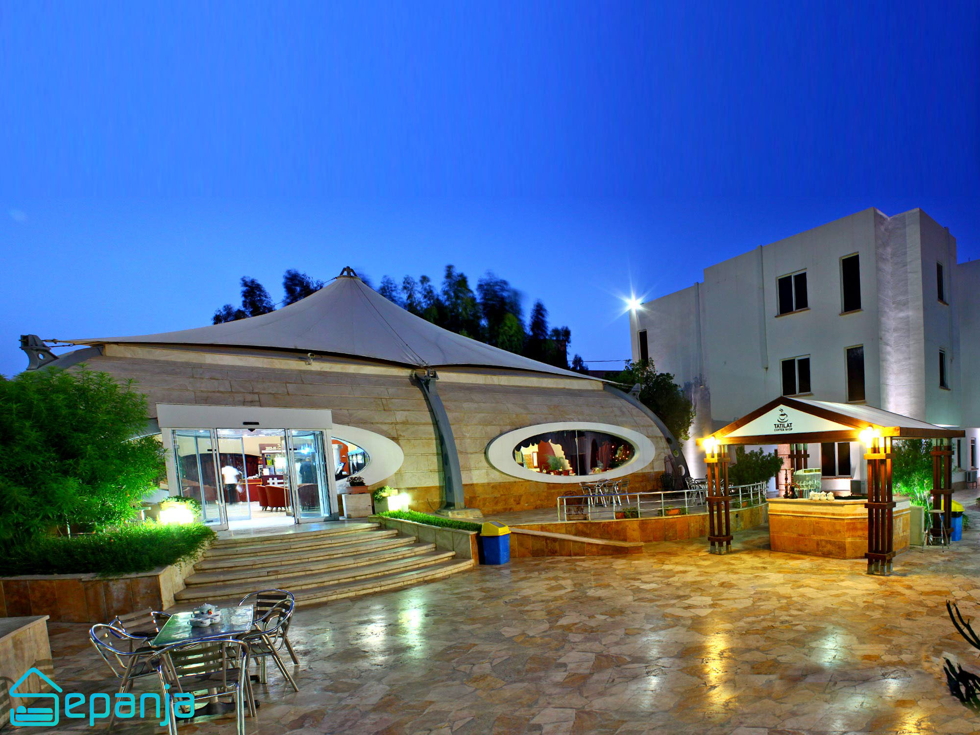هتل فلامینگو در کیش