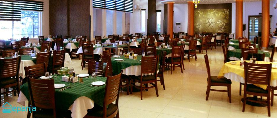 رستوران هتل فلامینگو در کیش