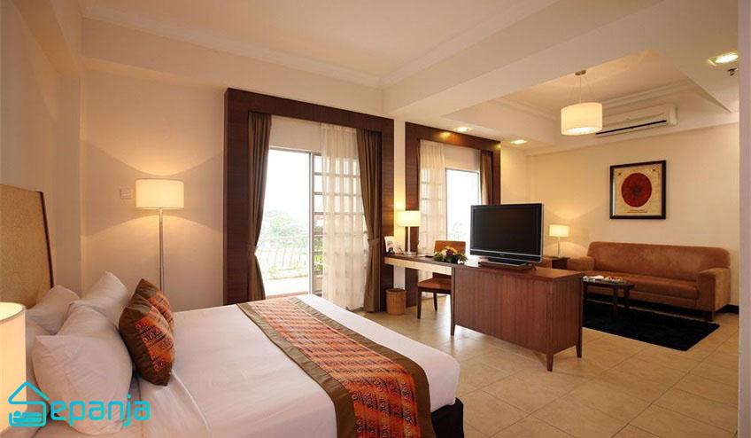 امکانات اتاق های هتل فلامینگو در کیش