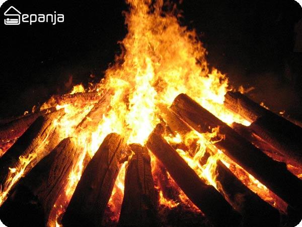 آیین جشن آذرگان در ایران به چه صورت است؟