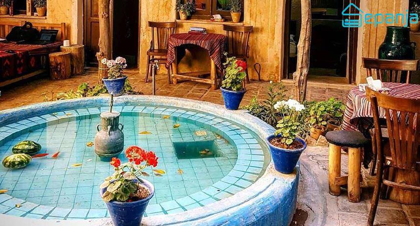 رستوران سنتی پرهامی در شیراز