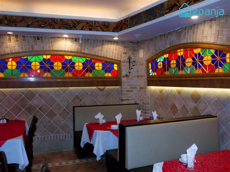بهترین رستوران در شیراز