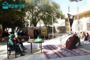 مراسم سنتی در روستای خورگو