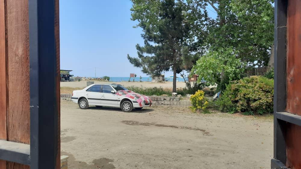 ساحلی ویلا ساحلی با میز بیلیارد در کوی شاهد رامسر