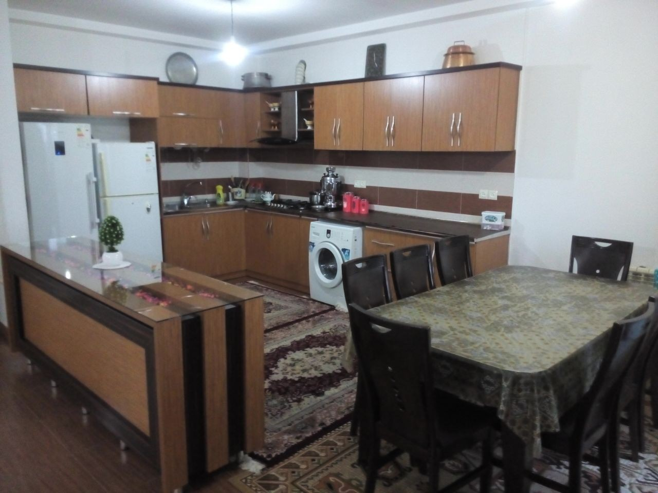 شهری آپارتمان مبله در بلوار مهندس راهب رامسر