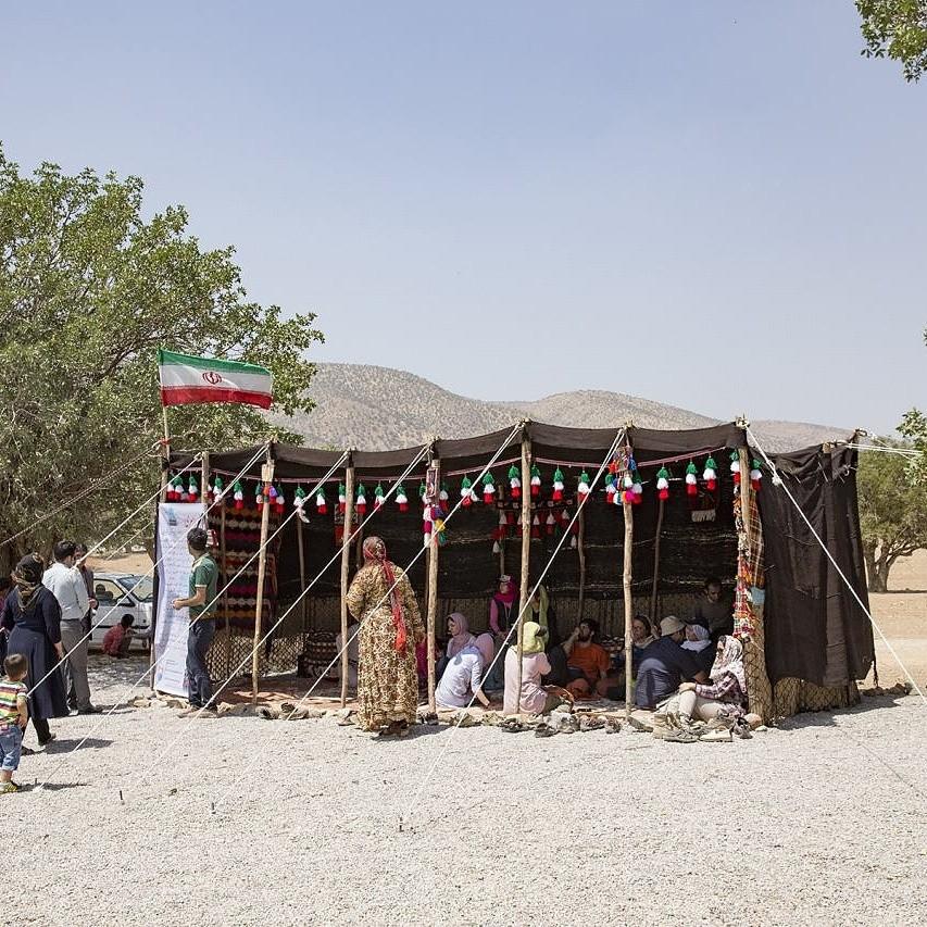 بوم گردی خانه سنتی در پاسارگاد