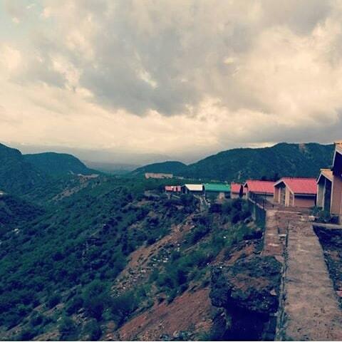 کوهستانی سوئیت مبله شیک در سی سخت -واحد1