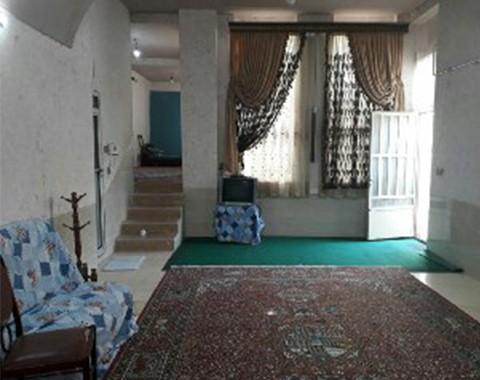 درون شهری منزل دربست سنتیتازه مرمت شده