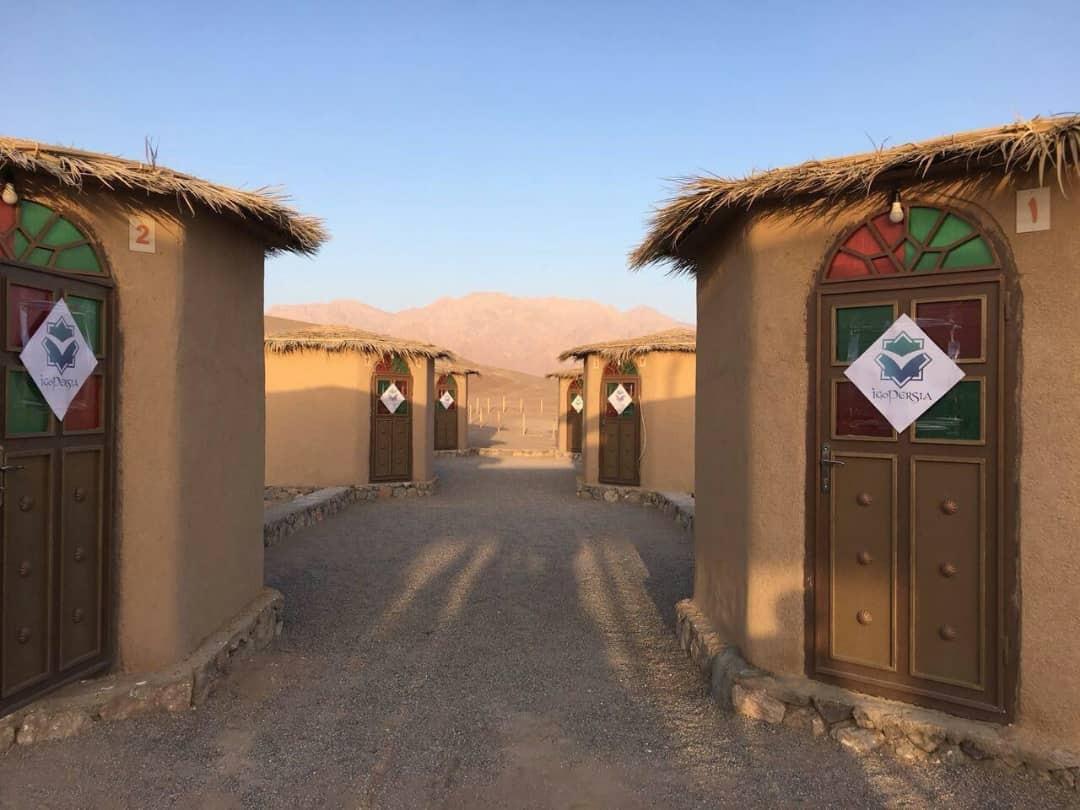 کویری استراحتگاه طبیعت گردی شباهنگ یزد - اتاق 6