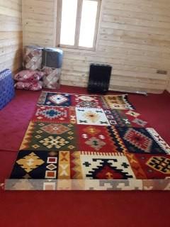 بوم گردی ویلای چوبی قلی پور 1