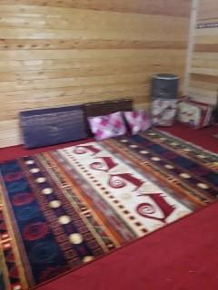 بوم گردی ویلای چوبی قلی پور 2