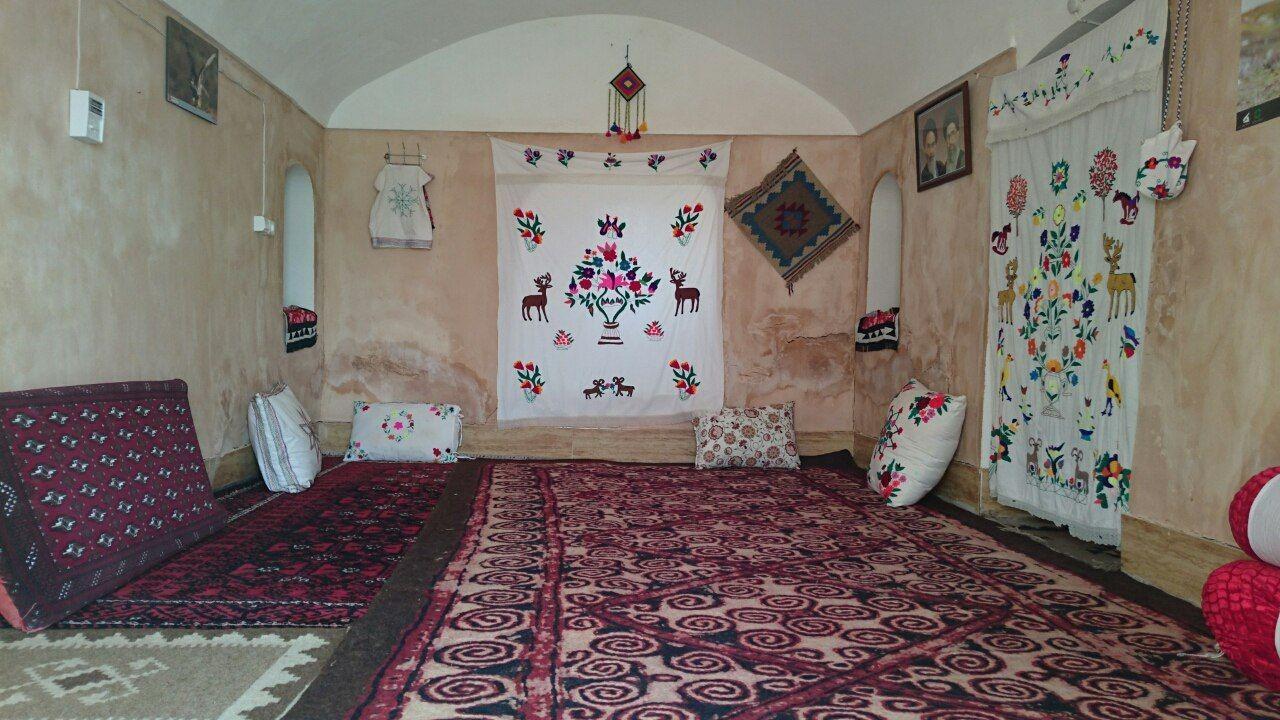 کویری کلوت کویر اتاق گور ایرانی