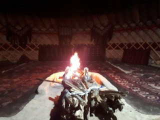 بوم گردی سنتی خشتی اتاق 4
