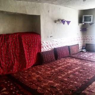 بوم گردی اقامتگاه گردشگری در مینودشت -کلبه تور اتاق 4