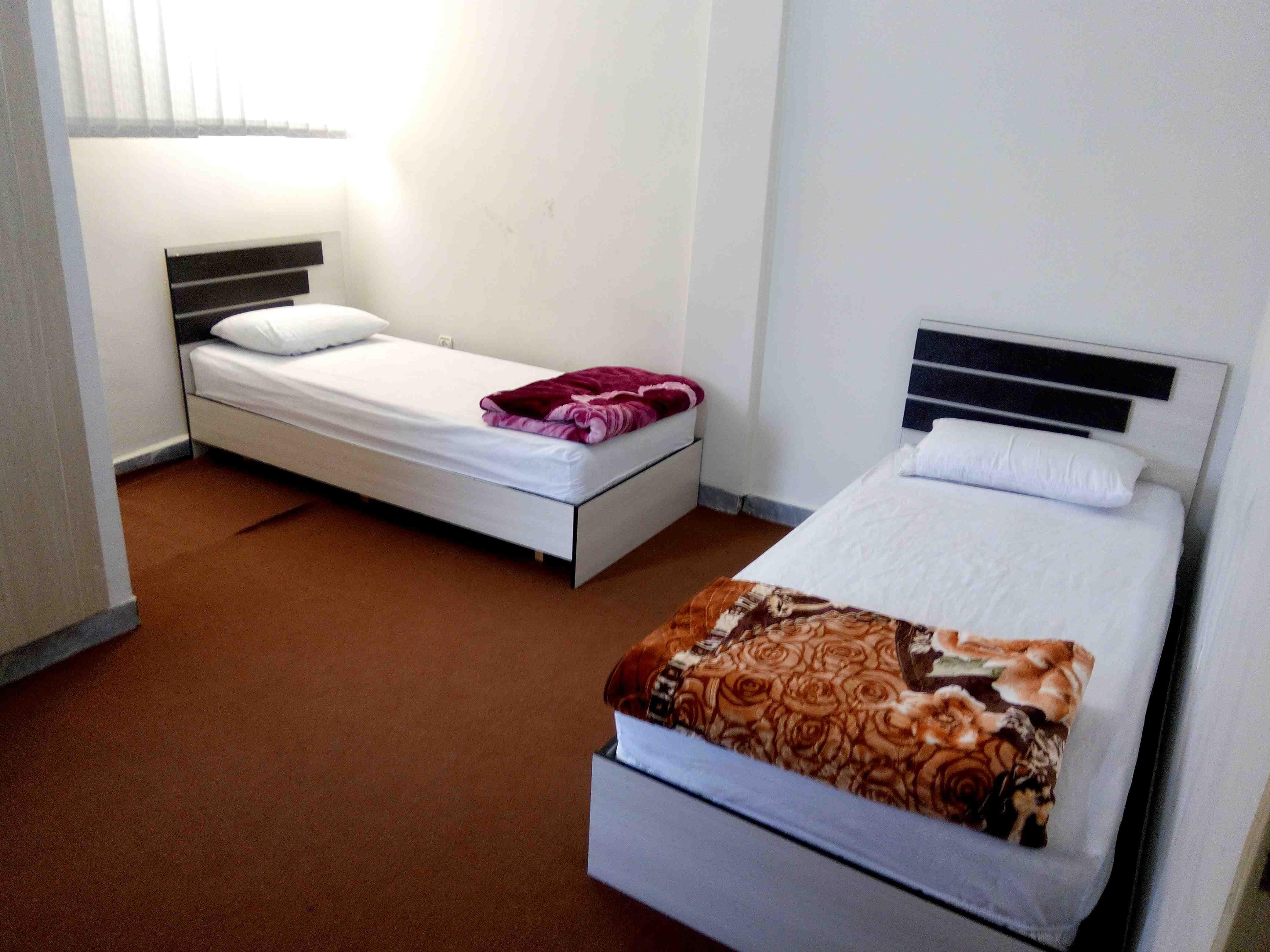 درون شهری سوییت آپارتمان دو خواب شماره 2