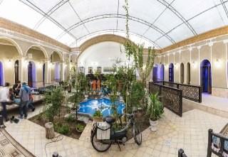 بوم گردی هتل سنتی در یزد -  اتاق 1