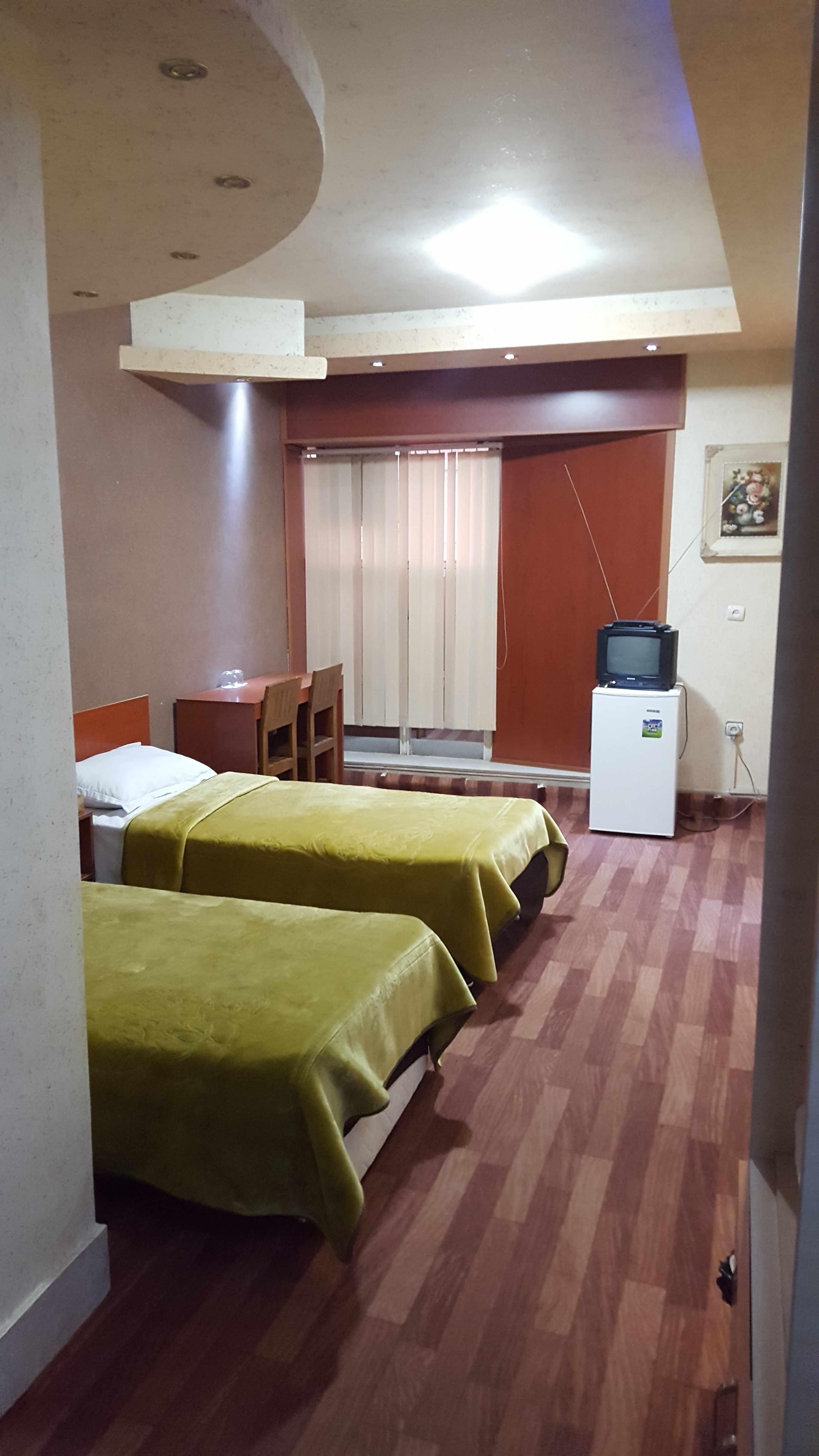 درون شهری دورنا اتاق 2 تخته 1