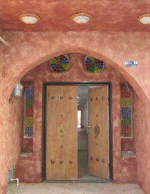 بوم گردی بومگردی در زواره اصفهان - اتاق آفتاب