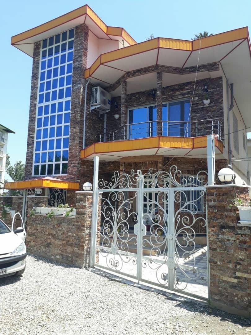 حومه شهر باغ وویلا با تمام امکانات در رامسر