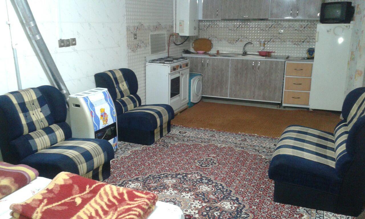 درون شهری منزل مبله در  سامان - 2خوابه