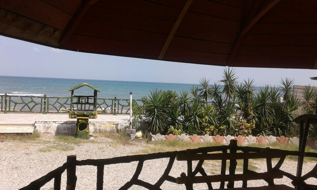 ساحلی منزل مبله ویلایی در خط هشت چالوس
