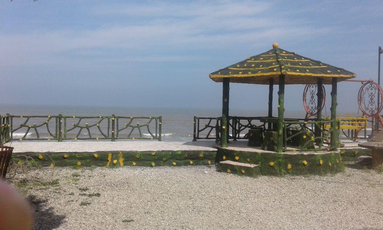 ساحلی ویلای ساحلی استخددار دربستی ارکیده