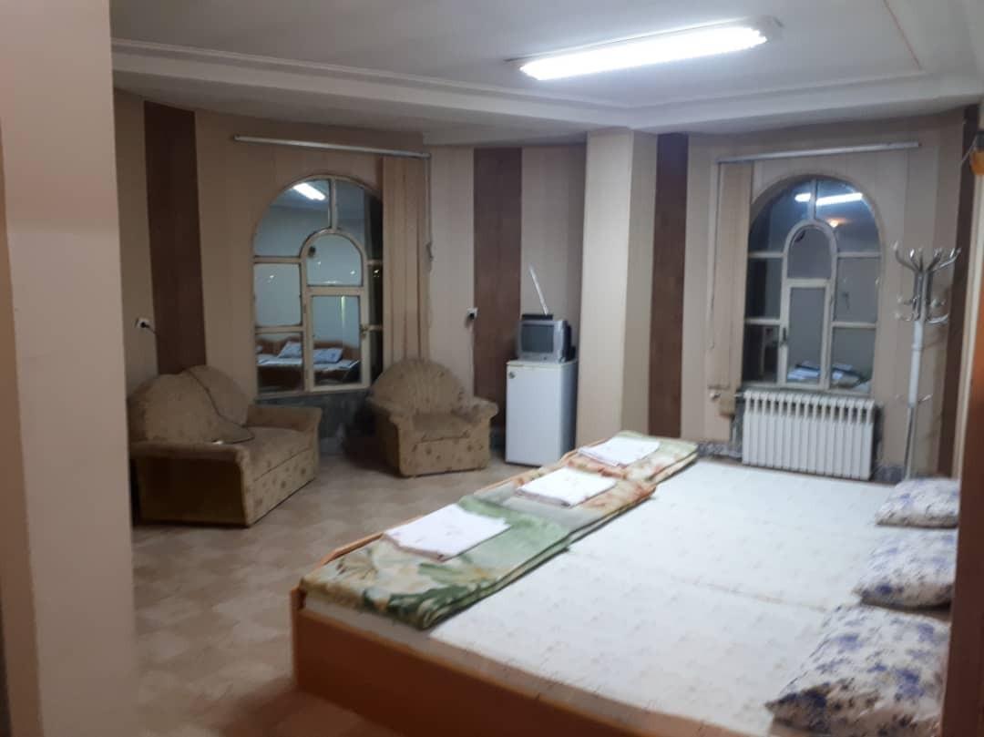 درون شهری هتل قصر احمدی سوئیت 24