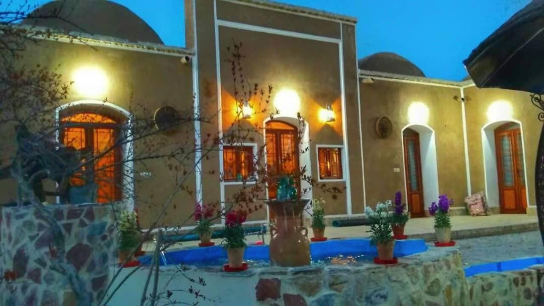 بوم گردی  استراحتگاه سنتی سرو کهن  در یزد -اتاق 2