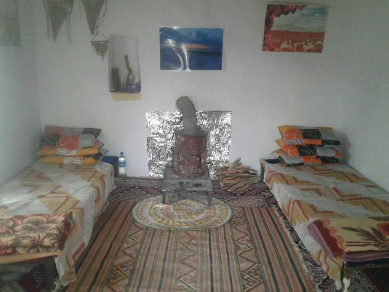 کوهستانی سنتی خشتی اتاق 1