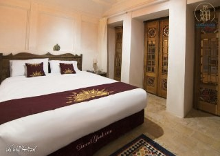 بوم گردی اقامتگاه تفریحی سنتی در آقازاده ابرکوه - اتاق صولت