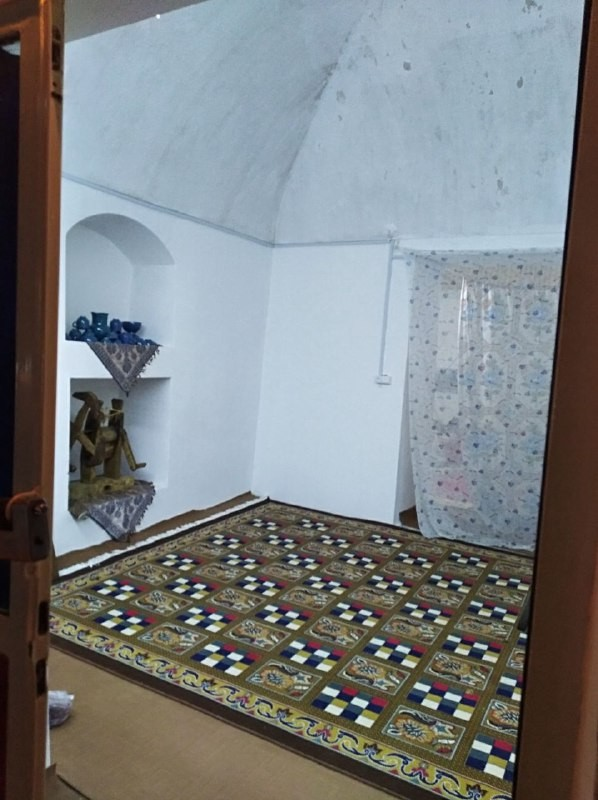 Eco-tourism خانه سنتی در راور - سبلو اتاق 3-دارپوش