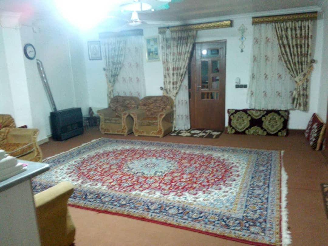 حومه شهر خانه اجاره ای ارزان در آزادشهر - 1خوابه