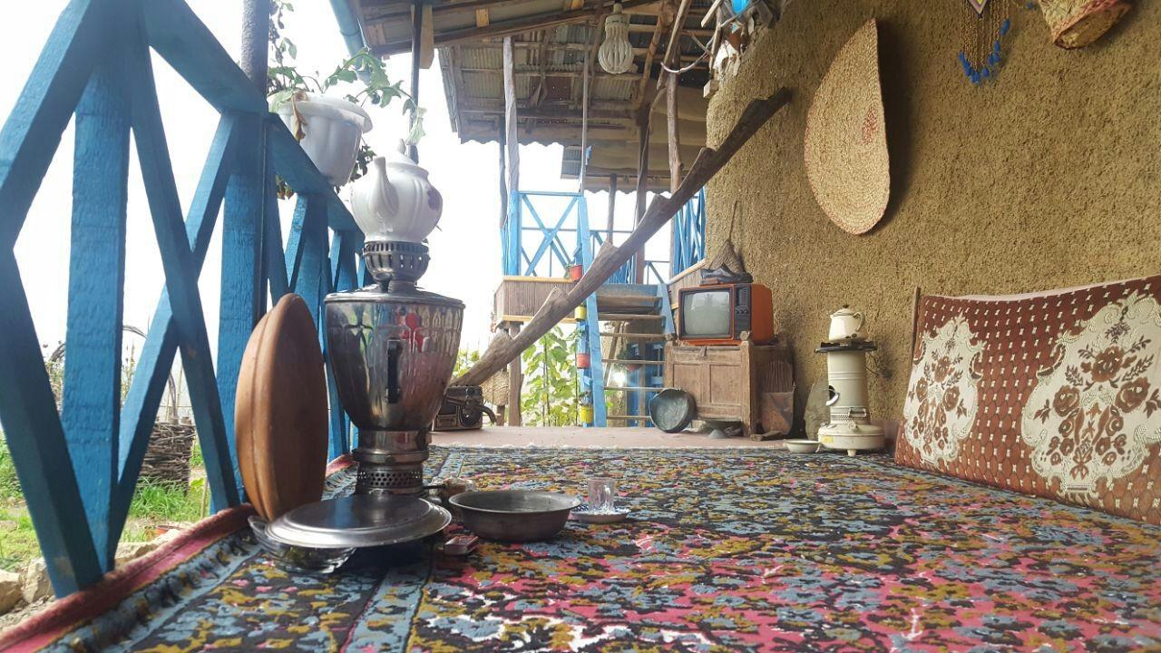 بوم گردی خانه سنتی درحیم آباد _اتاق 6