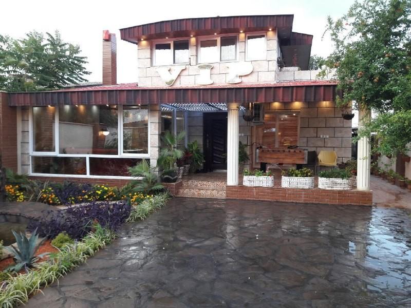 حومه شهر ویلا لوکس در رامسر