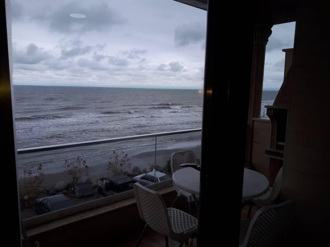 ساحلی خانه مبله در پلاژر ساحلی رامسر - 7