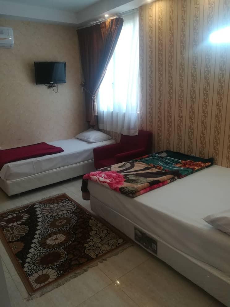 درون شهری آپارتمان دربستی ارزان قیمت در مشهد