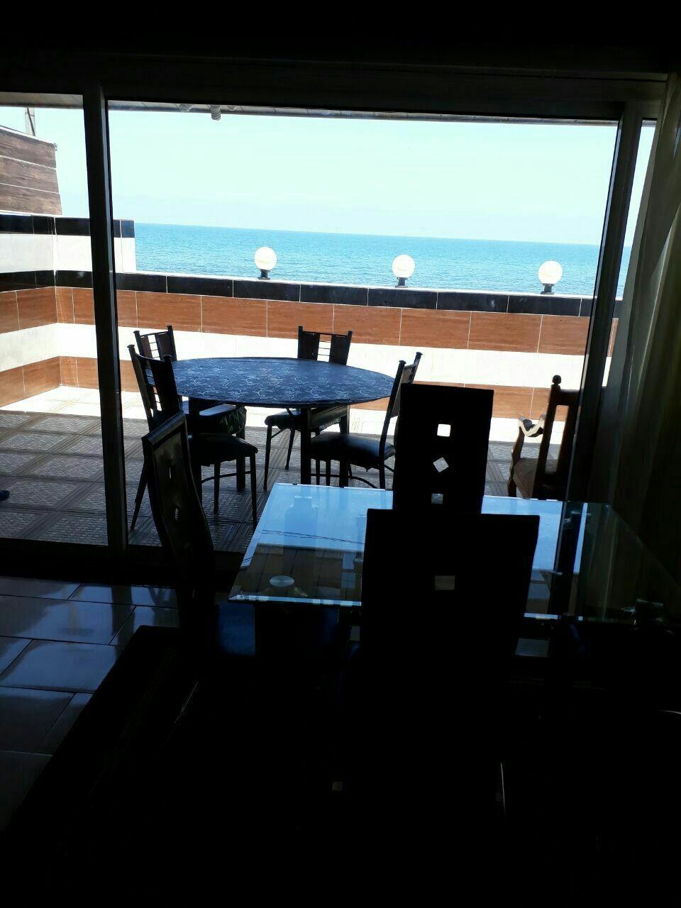 ساحلی ویلا روبه ساحل در رامسر